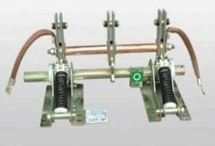 BY/EK22A-12(EK6)户内交流高压接地开关